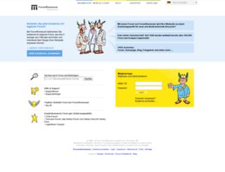 443140.forumromanum.com screenshot