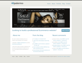 46palermo.com screenshot