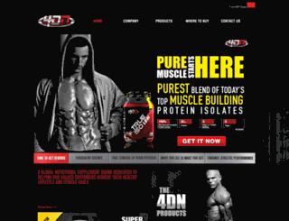 4dnusa.com screenshot