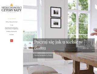 4katy.nieruchomosci.pl screenshot