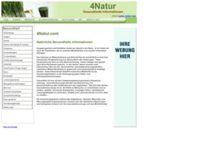4natur.com screenshot
