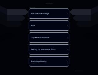 4ris.info screenshot