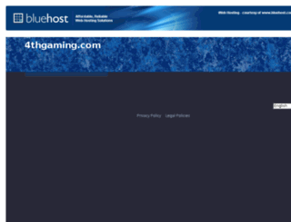 4thgaming.com screenshot
