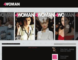 4woman.com.ar screenshot