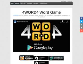 4word4.com screenshot