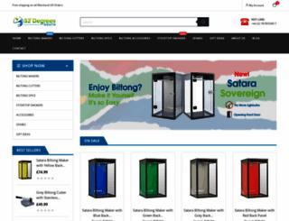 52degreessouth.com screenshot