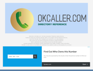 5941api.safecaller.com screenshot
