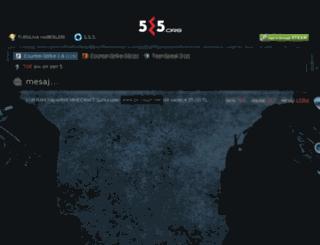 5e5.org screenshot