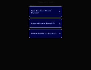 5pageweb.com screenshot