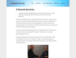 5secondsurvival.com screenshot