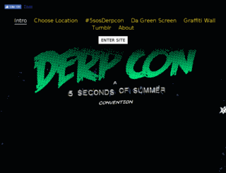 5sosderpcon.com screenshot