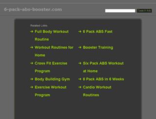 6-pack-abs-booster.com screenshot