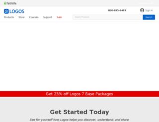 6.logos.com screenshot