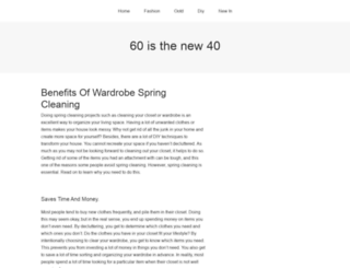 60-thenew40.com screenshot