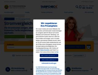 68781.tarifcheck24.com screenshot