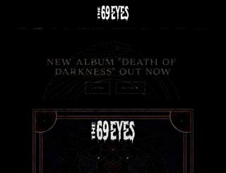 69eyes.com screenshot
