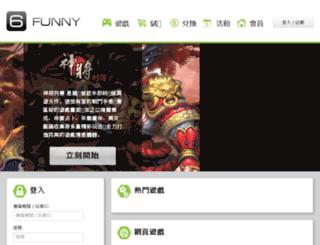 6funny.com screenshot