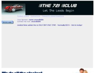 721club.com screenshot