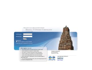 75livingston.buildinglink.com screenshot