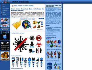 777icons.com screenshot