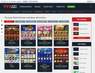 777slotgames.com screenshot