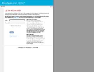 7865835525.mortgage-application.net screenshot