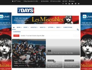 7daysindubai.com screenshot