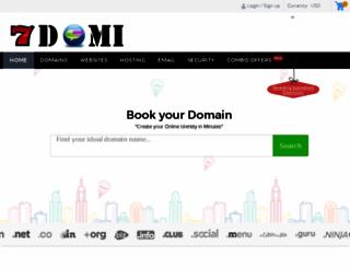 7domi.com screenshot
