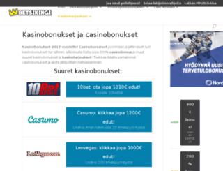 7kasino.org screenshot