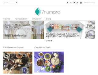 7numara.com screenshot