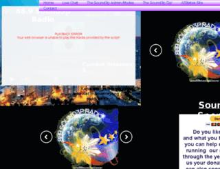 889sound3pradio.com screenshot