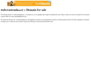 88osmicka88.webovastranka.cz screenshot