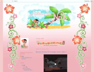 8alamaison.blogspot.com screenshot