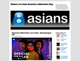 8asians.com screenshot