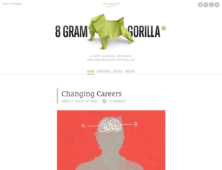 8gramgorilla.com screenshot