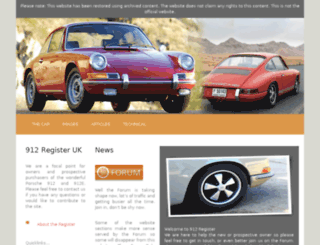 912register.co.uk screenshot