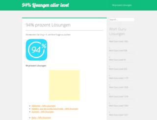 94losungen.com screenshot
