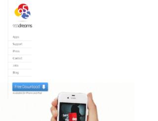 955dreams.com screenshot