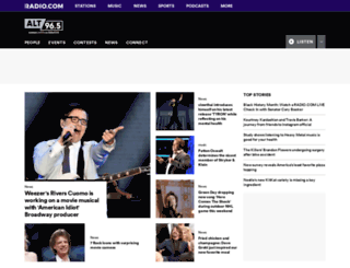 965thebuzz.com screenshot