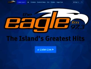 973theeagle.com screenshot