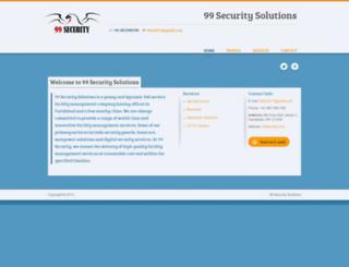 99security.co.in screenshot