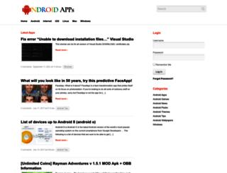 9androidapps.com screenshot