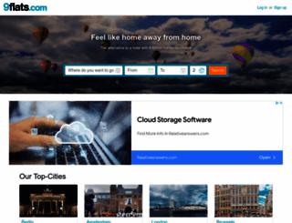 9flats.com screenshot