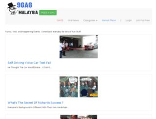 9gag.com.my screenshot