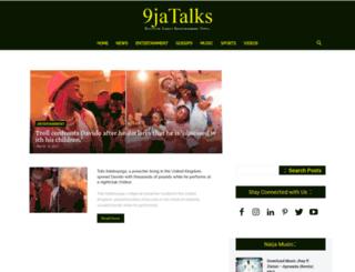9jatalks.com screenshot