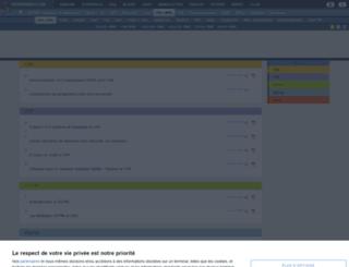 a-pellegrini.developpez.com screenshot