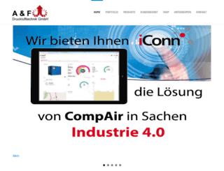 a-u-f.net screenshot