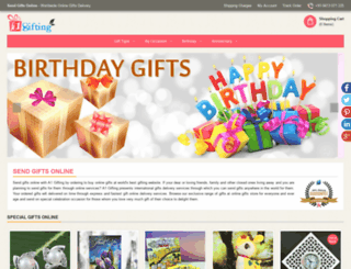 a1gifting.com screenshot