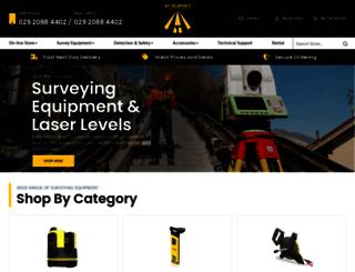 a1surveyequipment.net screenshot
