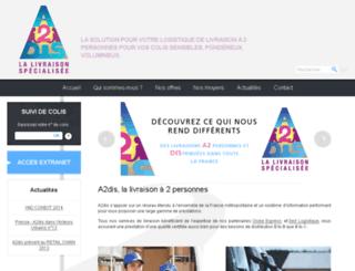 a2dis.fr screenshot